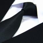 cravate-noire